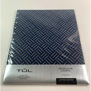 Tul Discbound Covers Letter Size 8.5″ x 11″ 921275